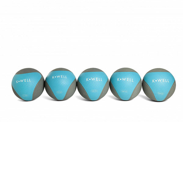K-WELL SOLID MEDICINE BALL 1-5KG