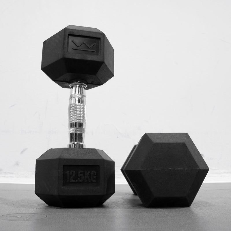 Hex Dumbells