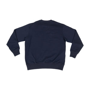 Navy Life's Stories Crew Neck