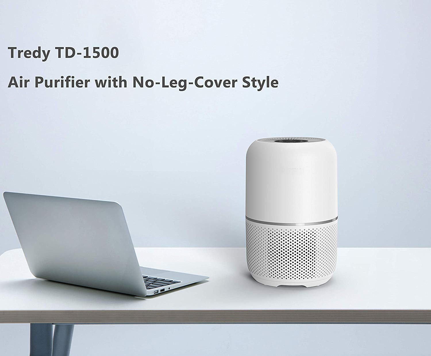 TREDY Air Purifier Replacement Cover Without Legs