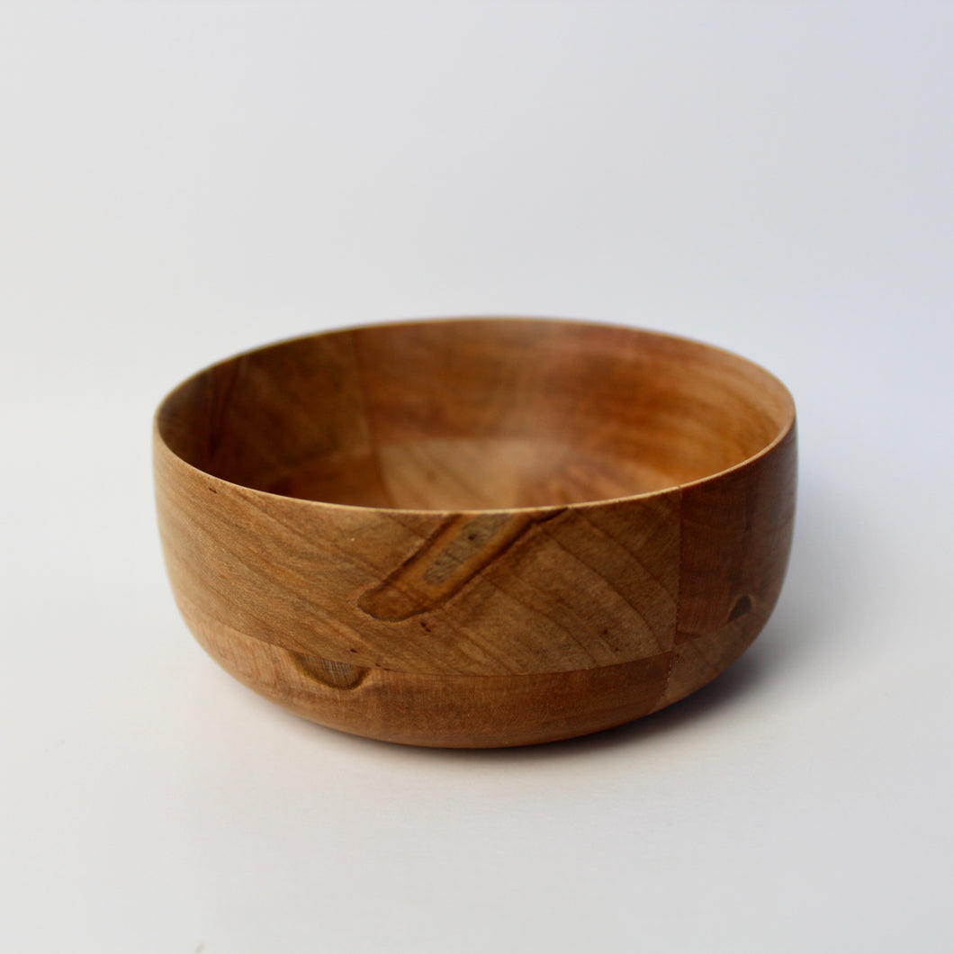 Segmented Ambrosia Maple Spice Bowl