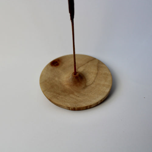 Waste Me Not Maple Incense Burner