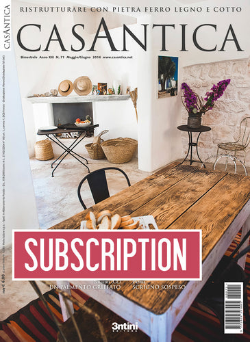 Subscription CasAntica - 1 year Rest of the world - CasAntica.net