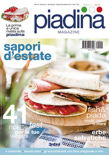 Piadina magazine n° 2 - digitale