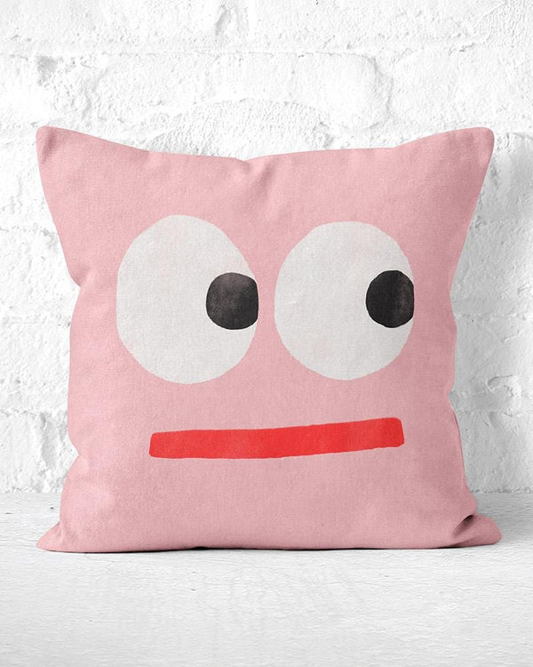 Funny Face Pillow
