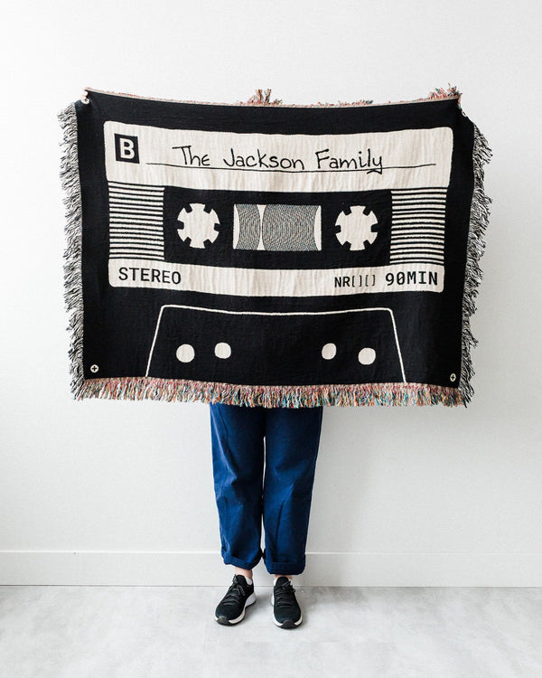 Mixtape Blanket