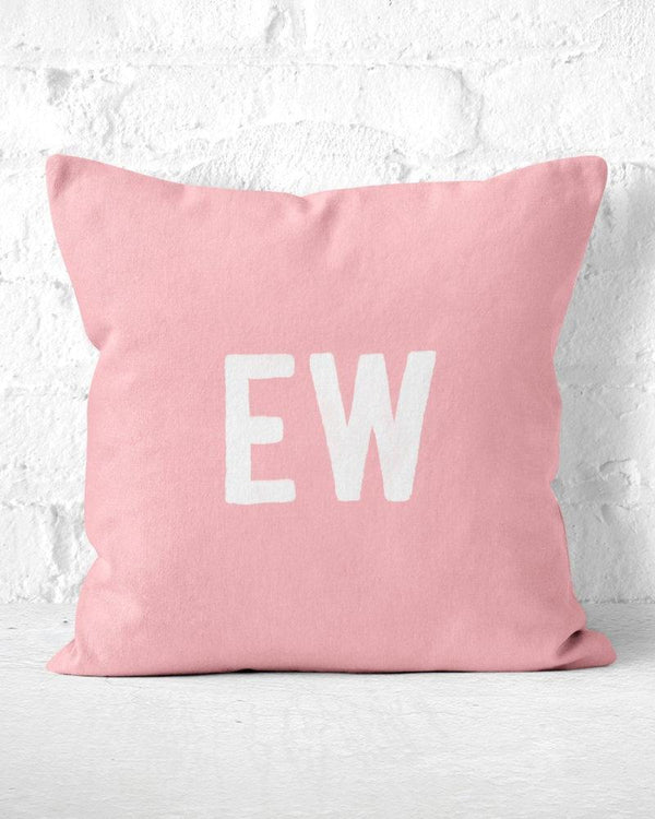 EW Pillow, Funny Throw Pillow, Dorm Room Decor, Pillow with Words, Teen Throw Pillow, Sarcastic Pillow, Pink Throw Pillow, Funny Cushion, EW