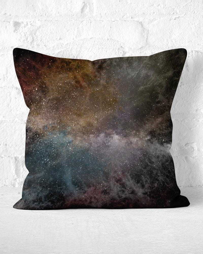 Space Throw Pillow, Space Pillow, Stars Pillow, Galaxy Pillow, Galaxy Cushion, Black Throw Pillow, Geek Throw Pillow, Space Decor, Galaxy