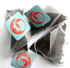 Earl Grey with Blue Flower - FUSO teabags