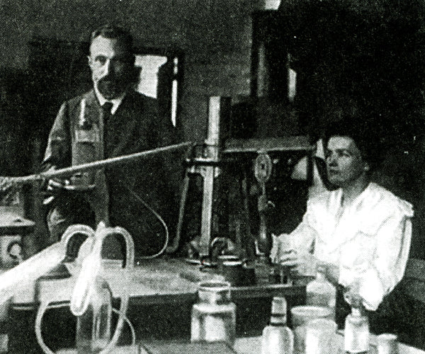 Marie Curie and Scientific Discovery