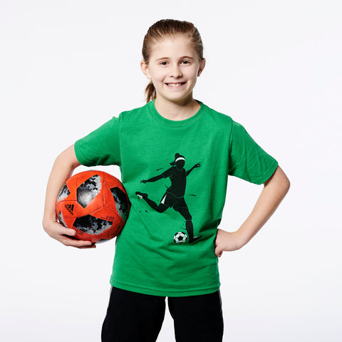 Image of Shoot! Soccer T-Shirt
