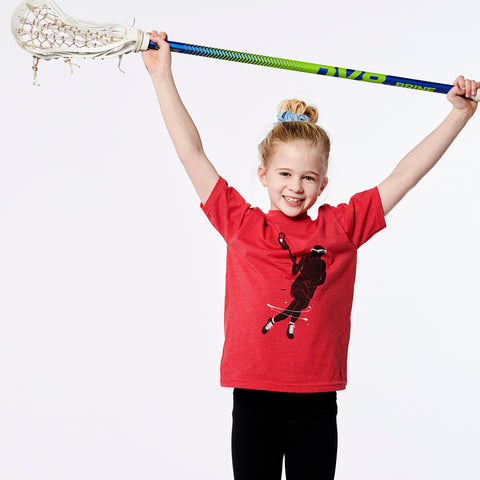 Image of Dodge! Lacrosse T-Shirt