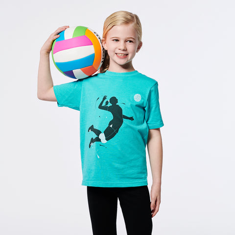 Image of Spike! Volleyball T-Shirt