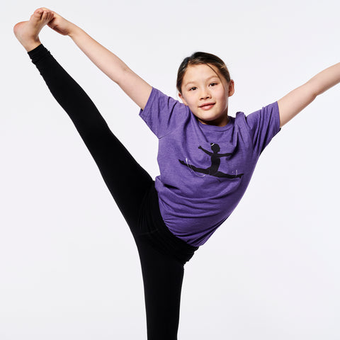 Image of Split Leap! Gymnastics T-Shirt