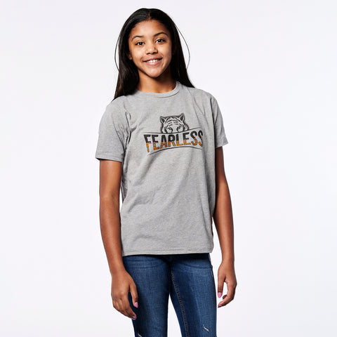 Image of Fearless! Wear Your Character T-Shirt