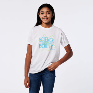 Marie Curie Scientist glow-in-the-dark T-Shirt
