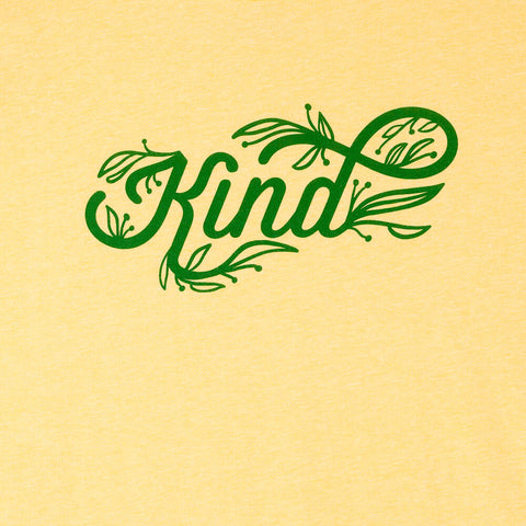 Inspirational T-Shirt: Kind