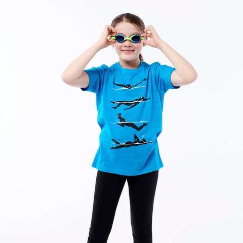 Image of Medley! Swimming T-Shirt