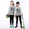 Strike! Softball Raglan ¾ Sleeve T-Shirt