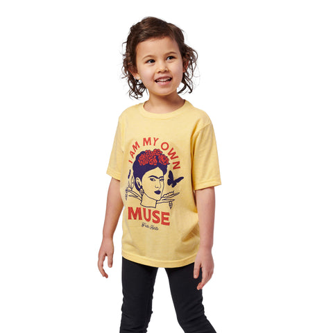 Image of Frida Kahlo Artist T-Shirt