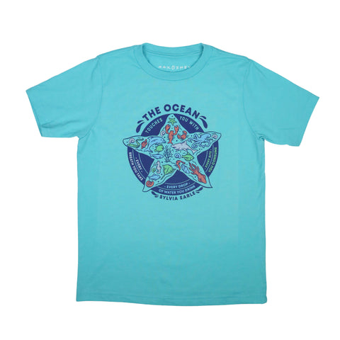 Image of Dr. Sylvia Earle Oceanographer T-Shirt