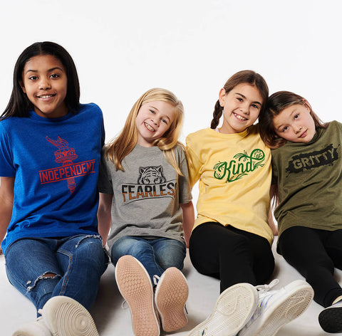 Image of Independent! Wear Your Character T-Shirt