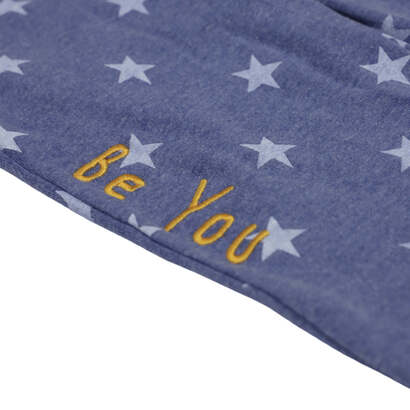 Image of Be You Comfy Joggers Blue & Stars