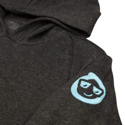 Image of Embroidered Cozy Hoodie