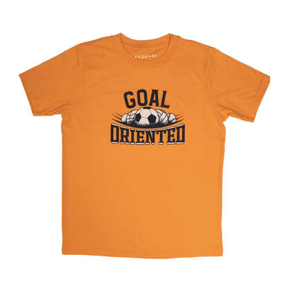 Image of Goal Oriented! Wear Your Character T-Shirt