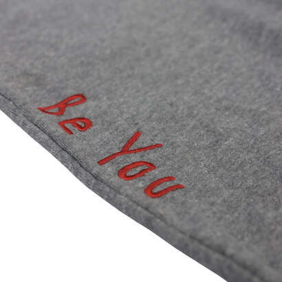 Image of Be You Comfy Joggers Grey