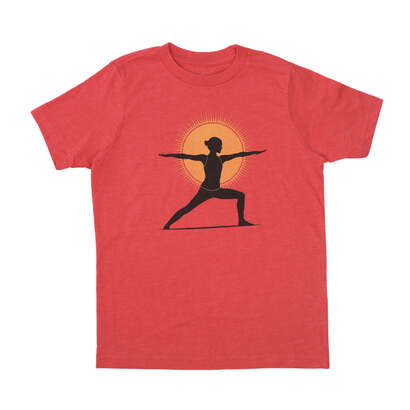 Image of Warrior! Yoga T-Shirt
