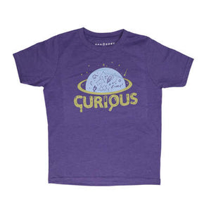 Curious! Wear Your Character T-Shirt