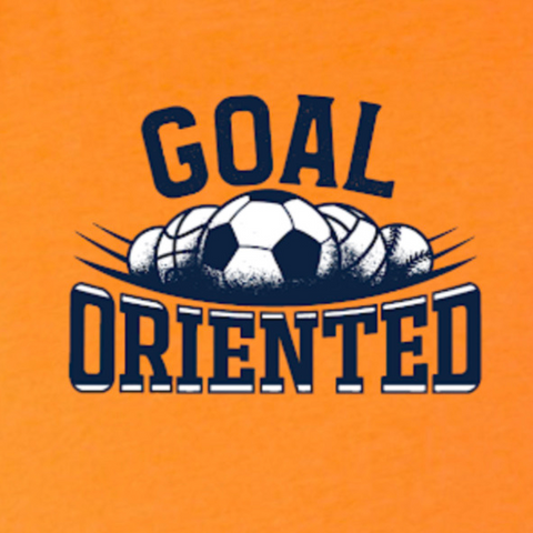Goal Oriented! Wear Your Character T-Shirt