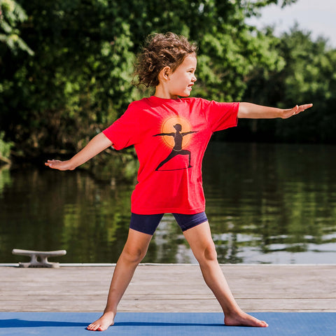 Warrior! Yoga T-Shirt