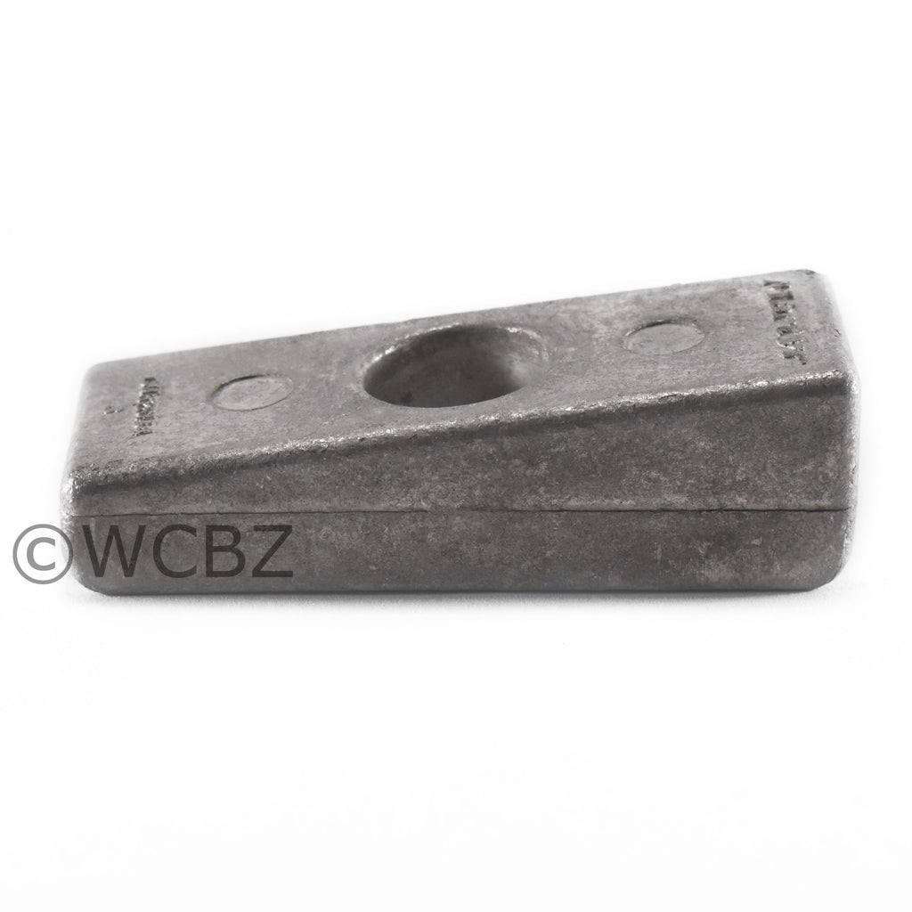 Mercury Side Pocket Wedge - Aluminum -