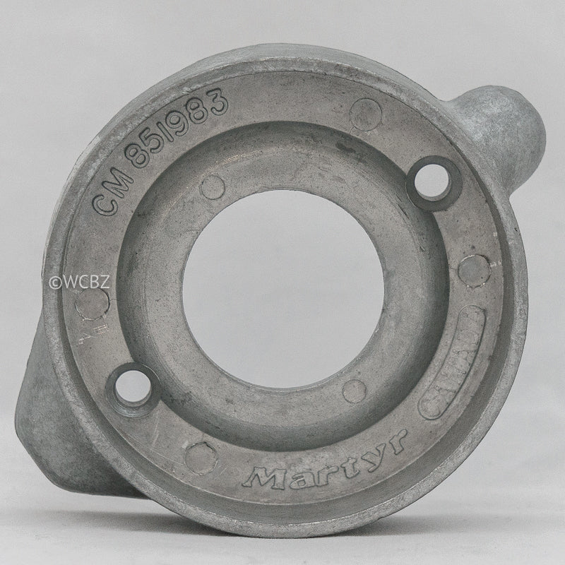 Volvo 120 Series Ring - Aluminum -