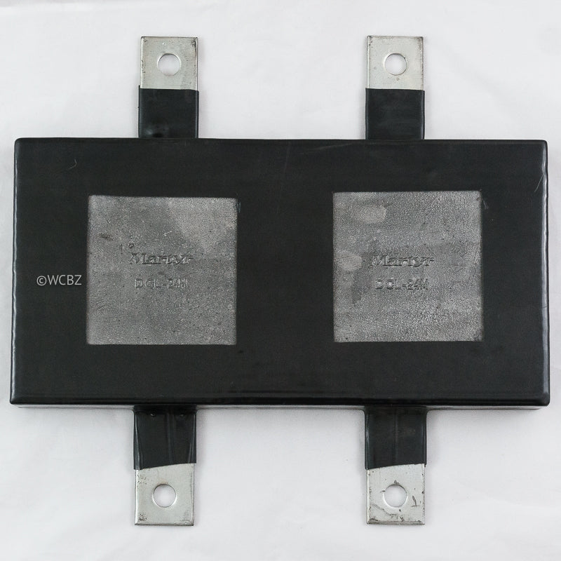 Martyr PVC Coated MG-24 Hull Anode- Magnesium -