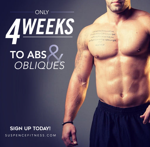 4 Weeks to Abs and Obliques