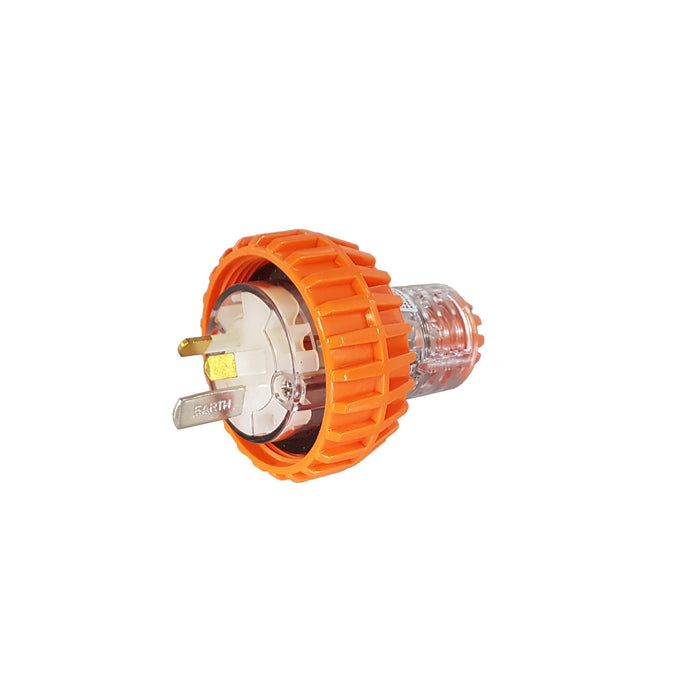 Electrical Plug 3 Pin 15 Amp PDL Style