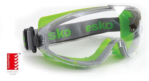 GMAX High Impact Goggle Clear