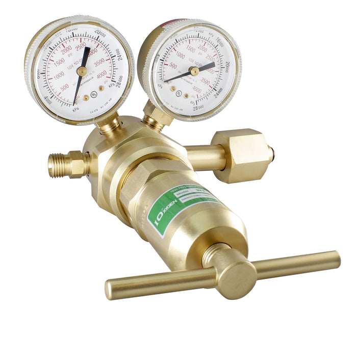 Heavy Duty High Pressure Nitrogen Regulator