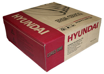Hyundai Gasless Flux Cored Wire