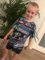 KIDS Australian Champion Sublimated T-Shirt