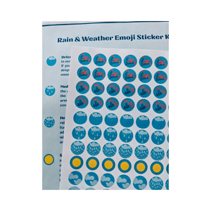 The Weather Letters: Connect + Learn + Share + Send