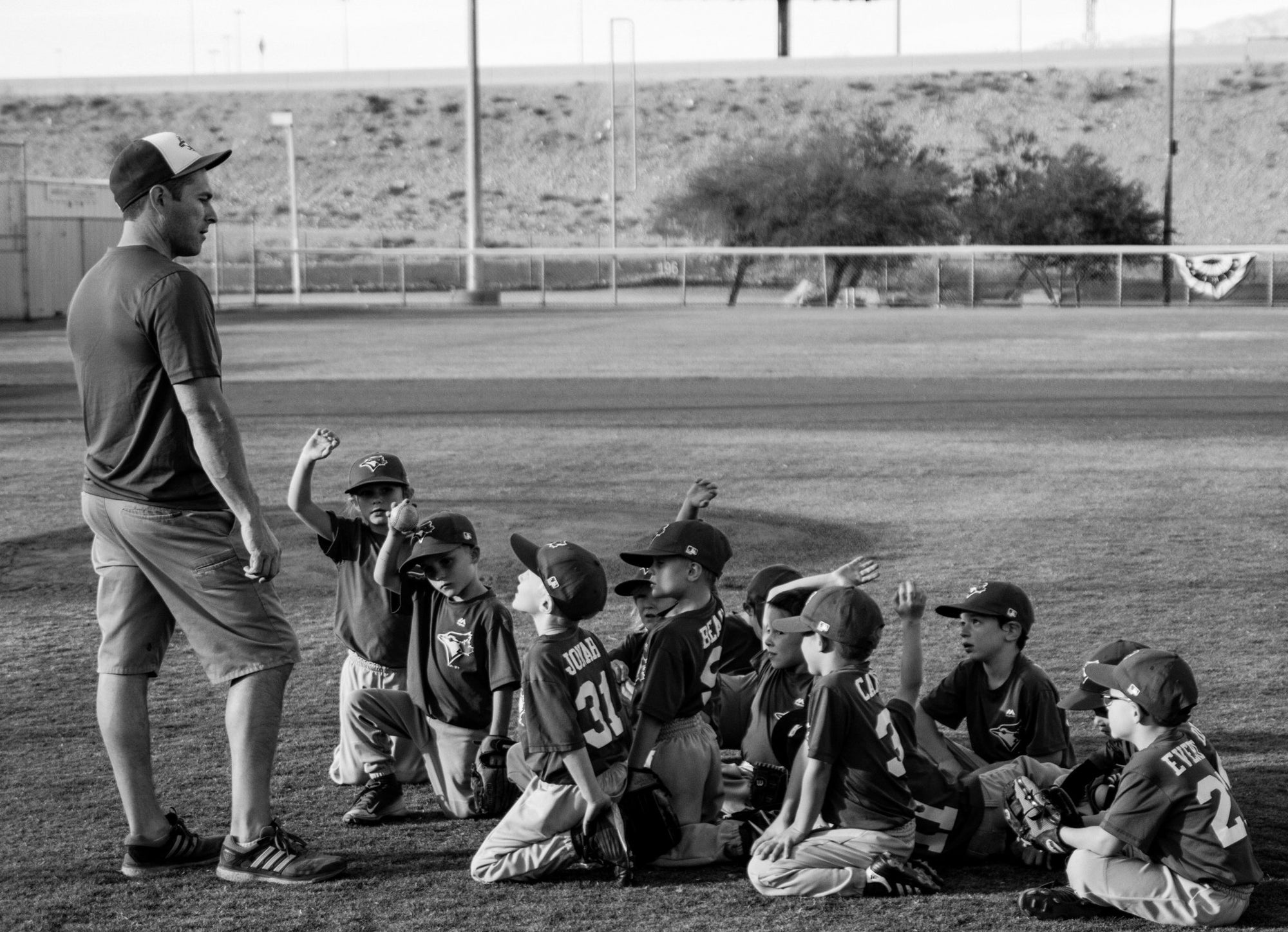 COACHING KIDS | Maximum Velocity Sports