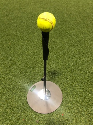 Polaritee - Magnetic STEM ONLY for Backspin Tees, Portable Multi Position Batting Tee