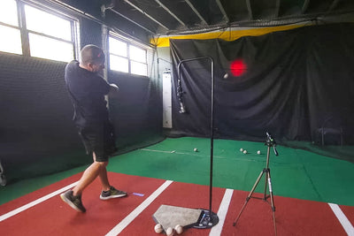 Launch Angle Pro - Train at any Launch Angle - Maximum Velocity Sports