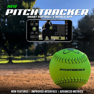 PitchTracker Softball - Maximum Velocity Sports
