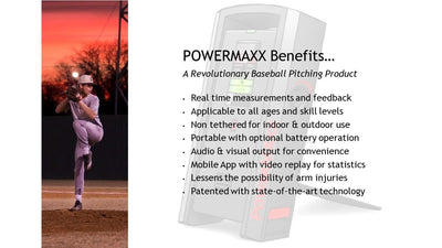 PowerMaxx- Pitch by Pitch Analysis - Maximum Velocity Sports
