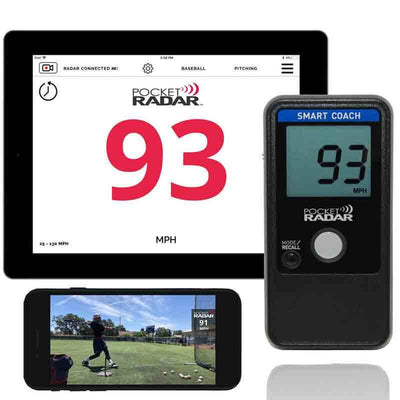 SMART COACH RADAR™ (MODEL SR1100) - Maximum Velocity Sports